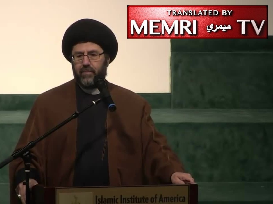 Michigan Islamic Center Holds Memorial Service for Shiites Executed by KSA: Saudi Arabia is Behind Every Terrorist Attack in the World; Allah Willing, The Yemenis Will Occupy Saudi Arabia